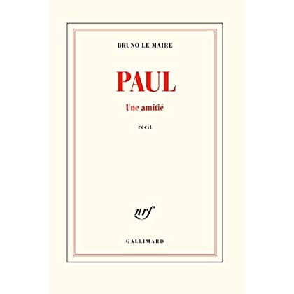 Paul: Une amitié
