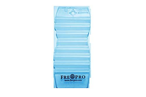 Fre-Pro Hang Tag universeller Lufterfrischer/Duftspender - Cotton Blosson, 12 Stück - 30 Tage Frischewirkung (Lkw Voller Bettwäsche)