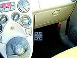 FIAT PANDA DashMount Baujahr 2003 bis 02/2012 KFZ Navi Handy Halterung von telebox