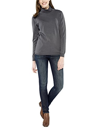 Colorado Denim Damen Pullover Cara Grau (CASTLEROCK 9112)