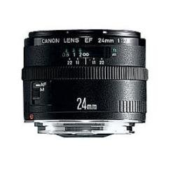 Canon - Objetivo EF 24 mm / 2,8