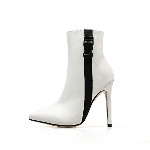 Stiefel Damen Schuhe SUNNSEAN Frauen Stiefeletten Pumps High Heel Stiefel Frühling Sandalen Schuhe...
