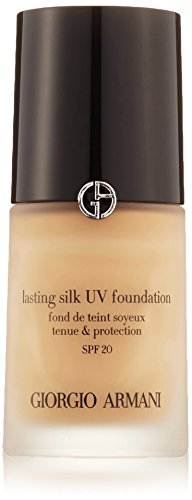 Giorgio Armani Lasting Silk Uv Fdt 6.5, 1er Pack (1 x 1 Stück) - Luminous Silk Foundation Make-up