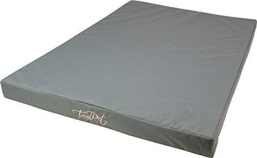 TrendPet VitaMedog wasserabweisende orthopädische Matratze für Hunde (75x55cm)