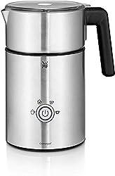 WMF Lono Milk & Choc, Milchaufschäumer elektrisch, 150-500 ml, 650 Watt, kabelloser Milchbehälter, für Milchschaum heiss und kalt, heiße Schokolade