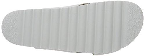 Liebeskind Berlin Damen Lf182930 Goat Pantoletten Mehrfarbig (White)