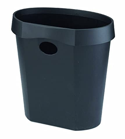 Avery DTR Bin with removable rim - Black