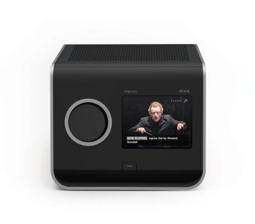 revo-pixis-colour-touchscreen-dab-radio-with-alarm-clock-black