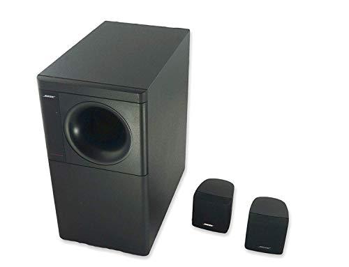 Bose Acoustimass 3 Series IV Lautsprecher System (Bose 3 1 2 System)