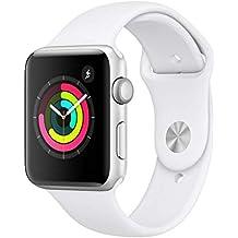 1704f5568 Apple Watch Series 3 (GPS) con caja de 42 mm de aluminio en plata