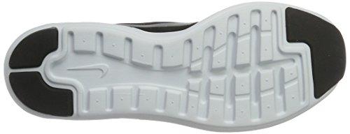 Nike 844874, Scarpe da Ginnastica Basse Uomo Multicolore (Black / Cool Grey / Pure Platinum / Black)