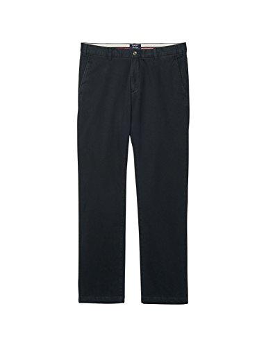 Gant Men's Comfort Super Chino In Size 42 Navy