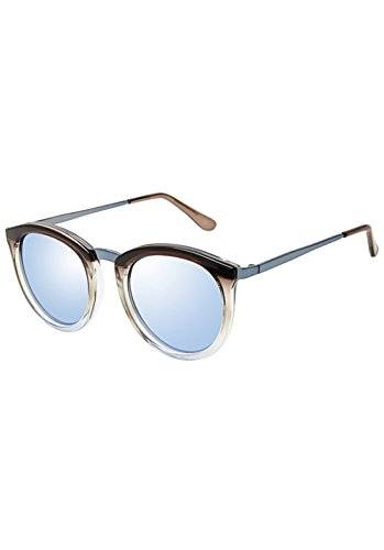 Le Specs Unisex Sonnenbrille No Smirking braun One Size