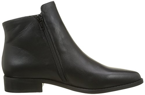 Buffalo 15b85 2, Bottes Classiques Femme Noir (Black 01)