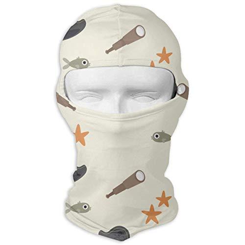 Pirates Balaclava Clouds Full Face Masks Ski Headcover Motorcycle Fashion Mask Unisex2