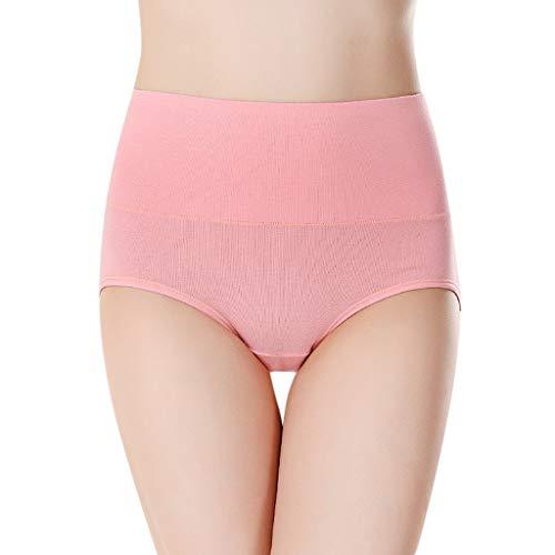 Timitai Frauen Hohe Taille Bauch Kontrolle Höschen Unterwäsche Shapewear Slip -