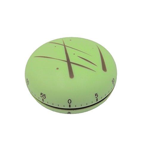 60minutos mecánica cocina cocina temporizador Macarons color forma (verde...