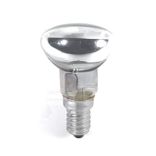 Ersatzlampe für Lavalampe mit E14 Fassung 30W | ebyreo® Ersatz Leuchtmittel für Lavalampen
