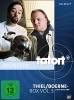 Tatort - Thiel/Boerne-Box, Vol. 3 (3 DVDs)