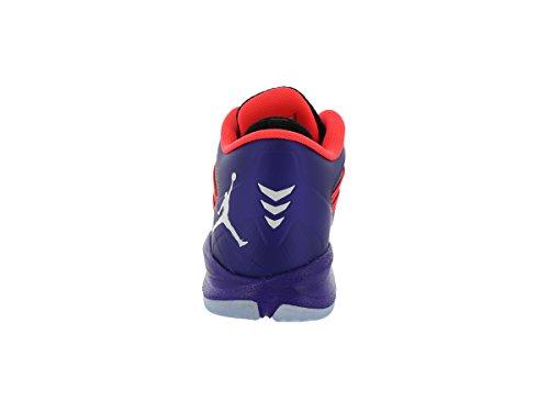 Nike Cp3 Vii Basketball Shoes Size Black/Wht/Drk Cncrd/Infrrd 23