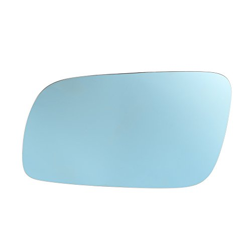 KKmoon Lato Sinistro Porta Ala Specchio di Vetro con Funzione