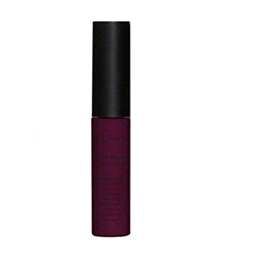 Culater® Imperméable Rouge à Lèvres Liquide Matte Long Lasting Brillant à Lèvres Rouge à Lèvres Qibest (Violet 15)