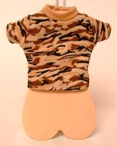 1/6 T-shirt, camouflage (dessert system) DW-62052 (japan import)
