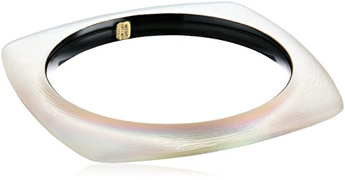 Alexis Bittar Soft Square Cuff Bracelet Bangle, One Size