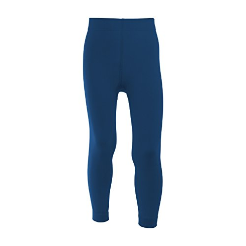Celodoro Kinder Thermo Leggings Blau-110/116