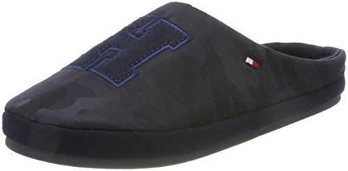 Tommy Hilfiger C2285ornwall 1d3, Pantofole Uomo Blu (Midnight)