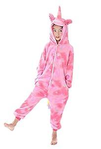 Pijama Unicornio, Kinderkinder Niedliche Cartoon-Tier