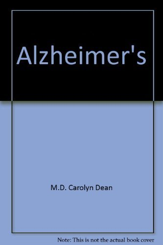 alzheimers-reliable-information-for-patients-and-their-families-rite-aid-guide-to-health-by-carolyn-