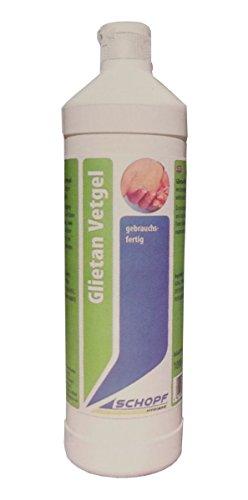Schopf Glietan Vetgel 1 Liter Gleitgel Tiermedizin