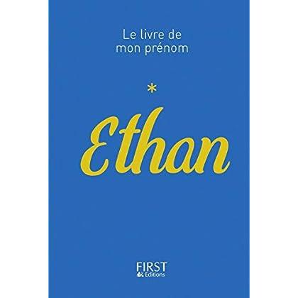 41 Le Livre de mon prénom - Ethan