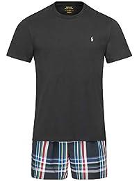 Ralph Lauren Coffret caleçon t-Shirt Noir Homme