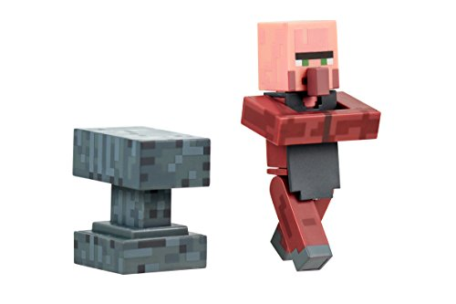 Minecraft 3-inch Villager Action Figure