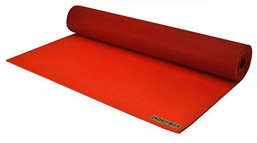 Jade Yoga Two Tone Yogamatte 3/16\'\' x 24\'\' x 71\'\' (5mm x 61cm x 180cm) - Chilli Red / Sedona Red