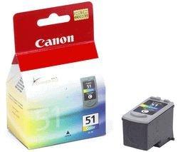 Canon Canon Tintenpatrone CL-51 High Capacity color (C/M/Y) - Cl-51 High Capacity Color