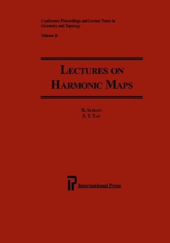 Lectures on Harmonic Maps by [Various Contributors] (2013-01-09)
