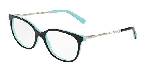 Tiffany occhiali da vista diamond point tf 2168 black turquoise donna