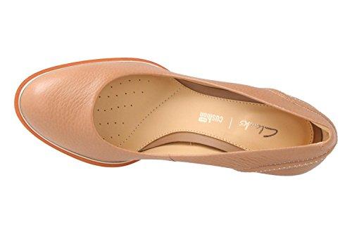 Clarks Schuhe 26.131.025 Ellis Edith Rosa Rosa