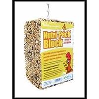 Nutri-Peck Block, Chicken Lickin, Chicken Nutrition, 1.4kg