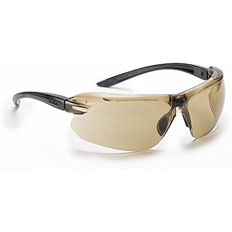 Bollé IRI-s - Gafas de protección (cristales semi-oscuros)