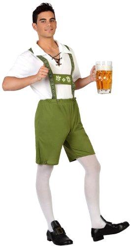 Imagen de atosa  18.991  traje  disfraz en alemán  adulto  tamaño 2