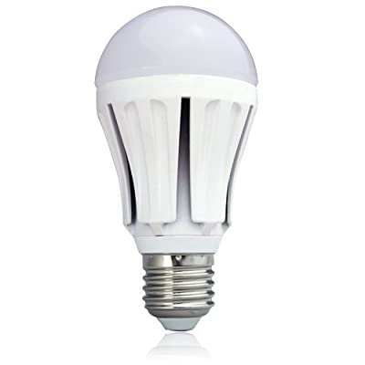 Lighting EVER 10 Watt A60 LED Lampe, Samsung LED, Hellst Ersetzt 60 Watt Glühbirnen, 810lm, 27 Fassung, Warmweiß, Leuchtmittel, Lampen von Lighting Ever auf Lampenhans.de