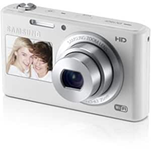 Samsung Smart DV150F 16MP 5x Zoom Camera - White **Exclusively on Sunday Electronics**
