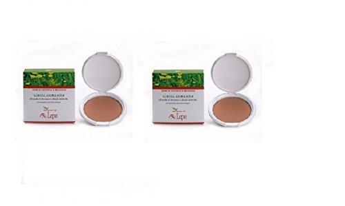 lepo-cipria-compatta-bio-ecocert-2-confezioni-da-10-grammi-n-90-per-un-trucco-leggero-e-naturale