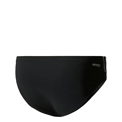 adidas Herren Reg Training Badehose Black/Matte Silver