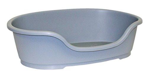Sharples-Grant-Ltd-Warm-Grey-Pet-Bed-95cm