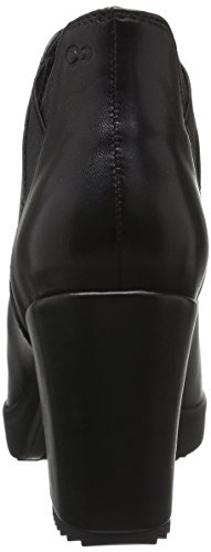 Stonefly Damen Oxy 5 Chelsea Boots Schwarz (Nero-Black 000)
